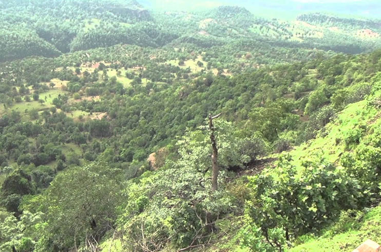 Patalkot Hill Station